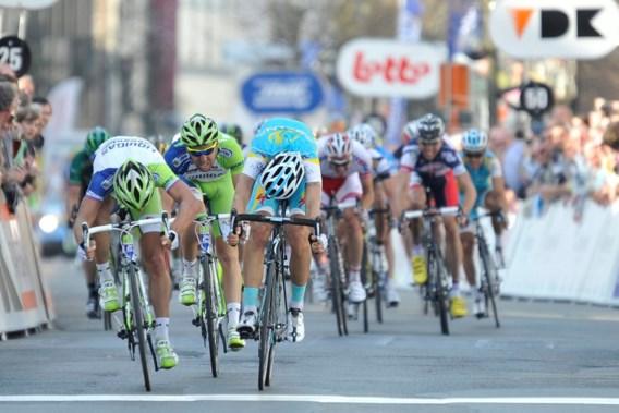 Sagan sprint naar zege in Driedaagse De Panne-Koksijde