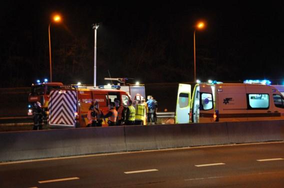 Brandweerman komt om bij aanrijding door collega's op A12 in Puurs