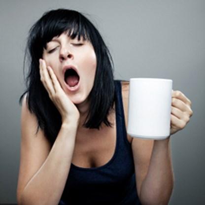 Werkdruk veroorzaakt slaaptekort