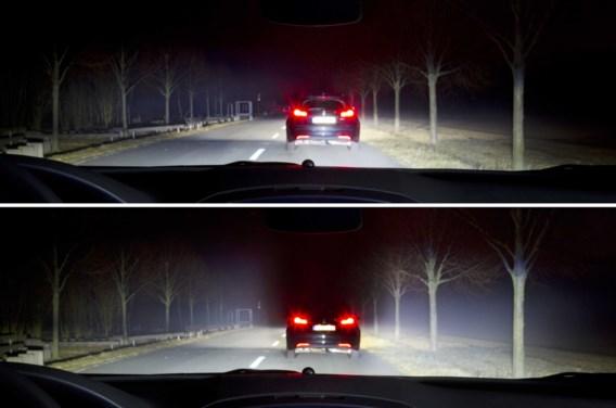 Opel koplampen verblinden tegenliggers niet
