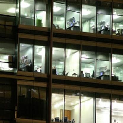 Duurzaam kantoor is grootste energieverspiller