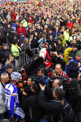 Waar kijk je best naar de Ronde Van Vlaanderen?
