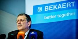 Ceo Bekaert verdiende 1,42 miljoen euro in 2012