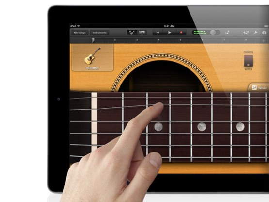 Je iPad als muziekinstrument
