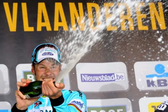 OVERZICHT. De belangrijkste fases uit de Ronde van Vlaanderen