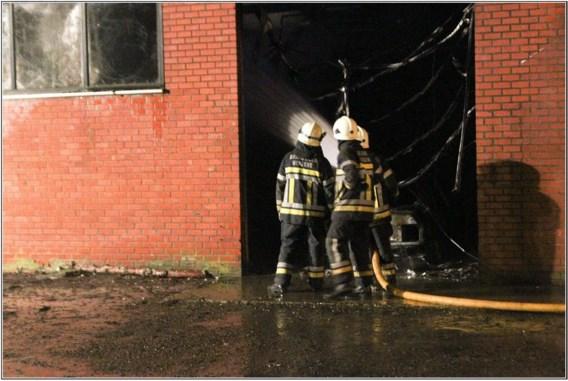Twee doden bij loodsbrand in Wingene
