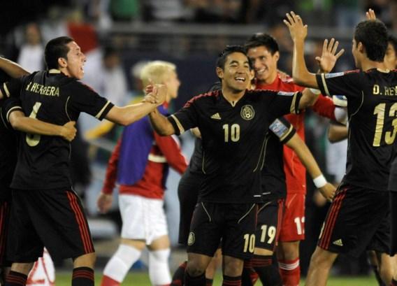Honduras en Mexico plaatsen zich voor olympisch voetbaltoernooi van Londen