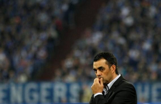 Bayer Leverkusen zet coach Dutt op de keien