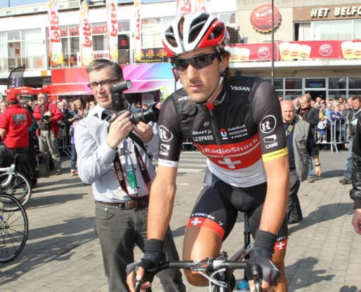 Cancellara: 'Ik heb geen schrik'
