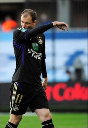 Anderlecht geraakt niet voorbij Kortrijk