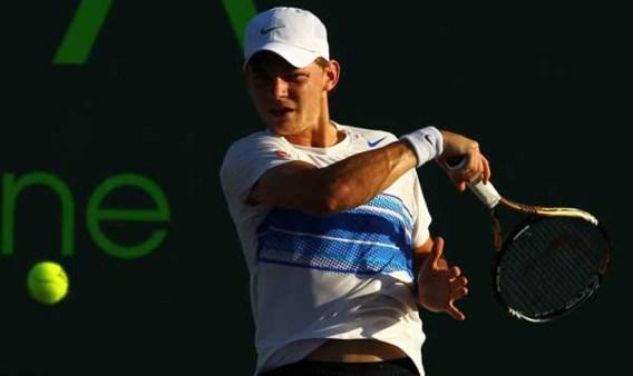 Goffin naar finale in Guadeloupe, Rochus uitgeschakeld