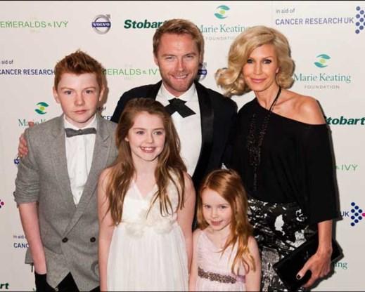 Ronan Keating gaat na 14 jaar scheiden