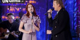 VIDEO. Florence Welch in duet met Josh Homme