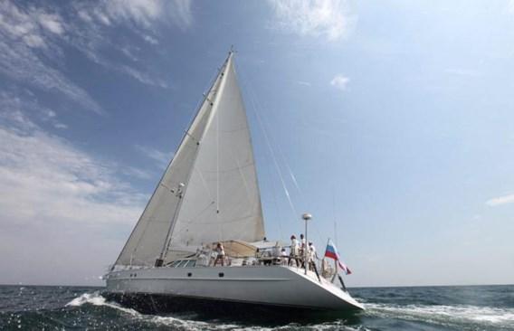 Verdwenen Russisch zeilschip neemt contact op