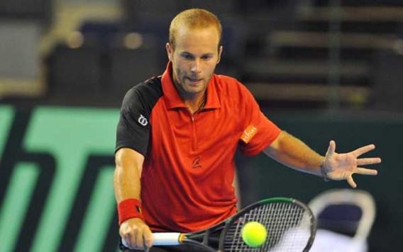 Davis Cup-ploeg plaatst zich voor play-offs Wereldgroep