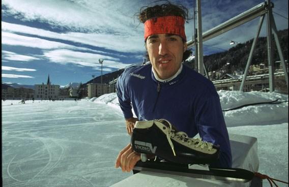 Bart Veldkamp aan de slag met Belgische schaatsploeg