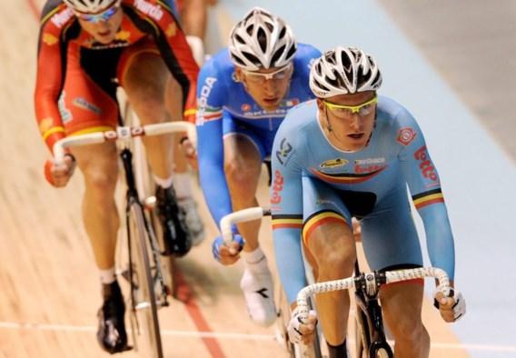 Goud voor De Ketele en Van Hoecke in ploegkoers