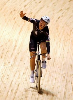 Alison Shanks is wereldkampioene achtervolging