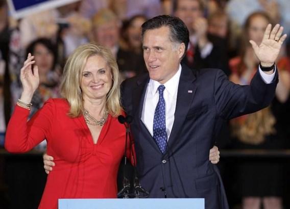 Romney mikt op vrouwelijke kiezers