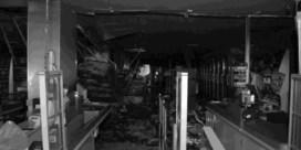 Kortsluiting veroorzaakt brand in superette