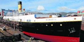 FOTOSPECIAL. Belfast ademt Titanic
