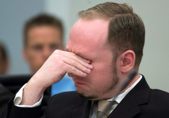 Noren zoeken betekenis achter tranen Breivik