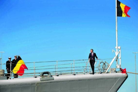 Het is de bedoeling om voortaan ook gezamenlijk militaire taken uit te voeren met Nederland en Luxemburg.Ivan Put