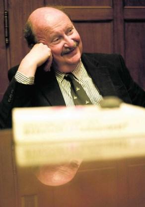 Professor Ernst: 'Ik verdedig niet de klassieke geneeskunde, maar de geneeskunde gebaseerd op feiten'.Ivan Put