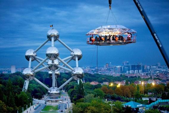 Van tram tot kraan, beleef bijzondere culinaire ervaringen in Brussel