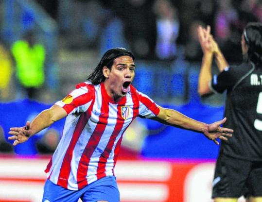 Falcao: 'Ik kan Messi en Ronaldo-cijfers halen'