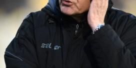 Jan Ceulemans stapt in tranen op bij Westerlo