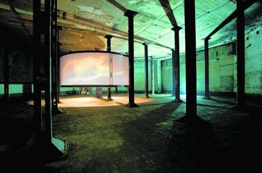 The Tanks: kunst in voormalige oliereservoirs onder Tate Modern. rr