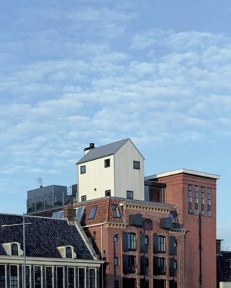 Het huisvestingsproject Bouwjong in Groningen propageert de 'compacte, intense stad'