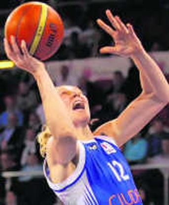 Ann Wauters blijft verliezen in WNBA