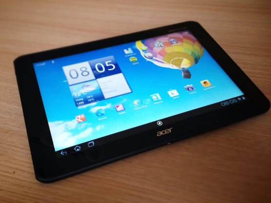 Acer Iconia Tab A510: Android-tablets worden volwassen