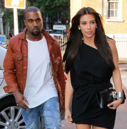 Kim Kardashian is zwanger