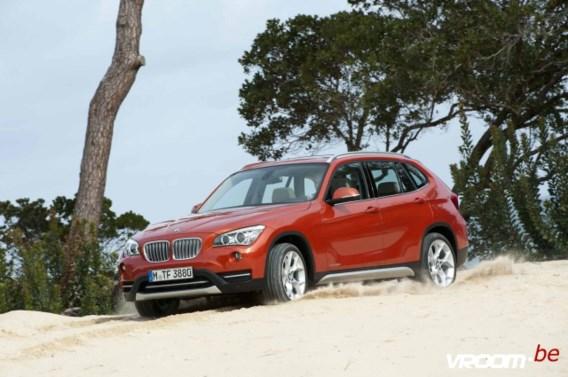 BMW X1: lenteschoonmaak