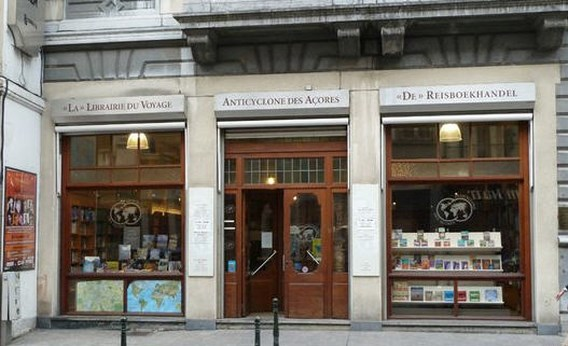 Onze favoriete boekenwinkels in Brussel