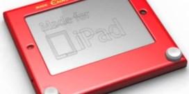 Maak een Etch A Sketch van je iPad