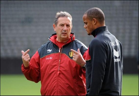 Leekens verlaat Rode Duivels voor Club Brugge