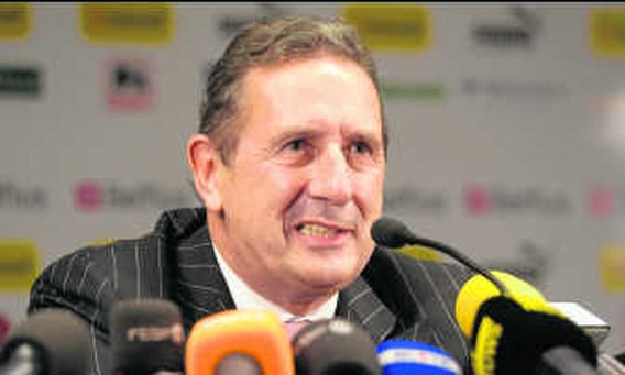 Georges Leekens: 'Dit is een heel goede zaak voor het Belgisch voetbal'