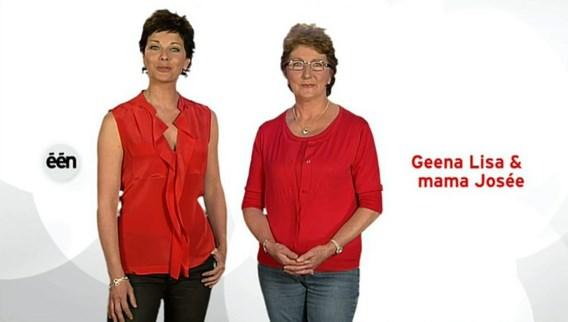 Moeder vervangt Geena Lisa