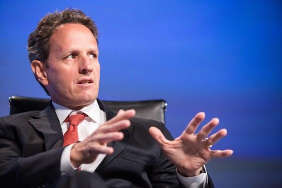 Geithner wil nieuwe beoordeling bankregels