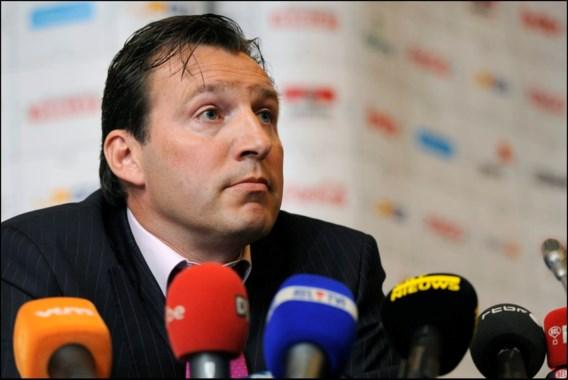 Marc Wilmots voorlopig interim-bondscoach