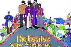 'Yellow submarine': de film is beter dan de muziek. rr