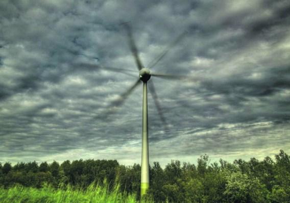 Een windmolen heeft 97 euro steun nodig per geproduceerde megawattuur om rendabel te zijn.Rudi De Latter