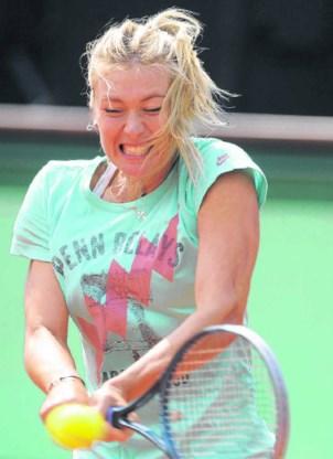Maria Sharapova moet vooral Serena Williams vrezen. 'Maar ik voel me nu veel meer op mijn gemak op gravel.'<br>Jb Autissier/photo news