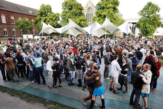Genieten op zondag met gratis muzikale picknick Côté Jardin