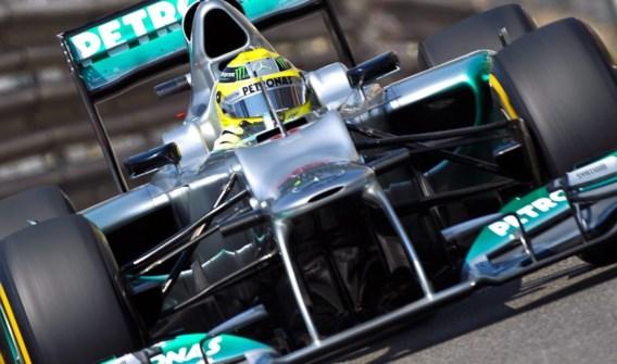 Rosberg is snelste in derde oefensessie voor GP van Monaco