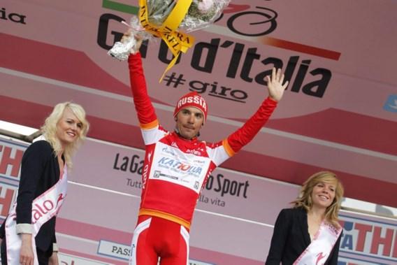 Rodriguez rijdt Cavendish in extremis uit rode puntentrui in Giro